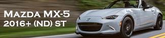 Mazda MX-5 2016+ (ND) ST